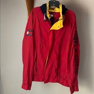 Vintage 90s Tommy Hilfiger Sailing Gear Jacket